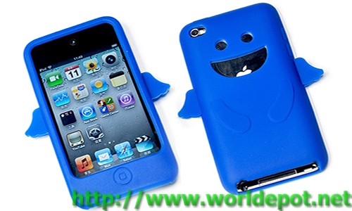 iPod Touch 4 silicon case