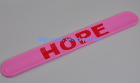 silicone bracelet and band