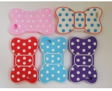 butterfly tie silicone phone cases